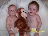 Max, Sam & the Monkey - May 2009