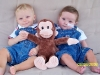 Max, Sam & the Monkey - September 2009
